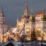 Рядом с хостелом: Измайловский кремль
